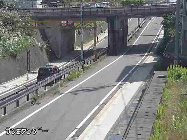 石川県道147号片山津山代線作見アンダーライブカメラは、石川県加賀市作見町の作見アンダーに設置された石川県道147号片山津山代線が見えるライブカメラです。