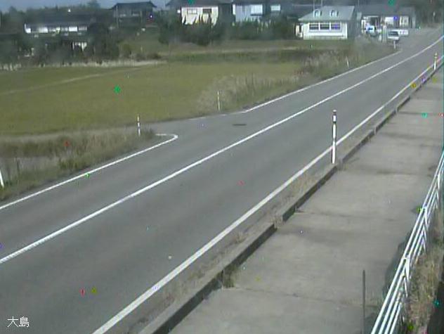 国道249号大島ライブカメラは、石川県志賀町大島の大島に設置された国道249号が見えるライブカメラです。