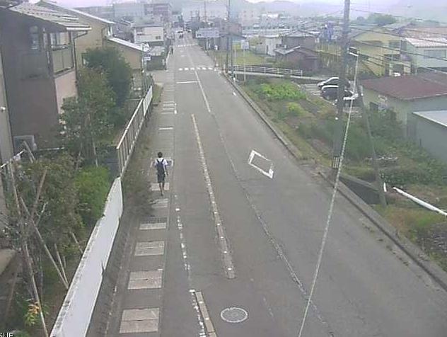 石川県道207号倉谷土清水線末ライブカメラは、石川県金沢市末町の末に設置された石川県道207号倉谷土清水線が見えるライブカメラです。