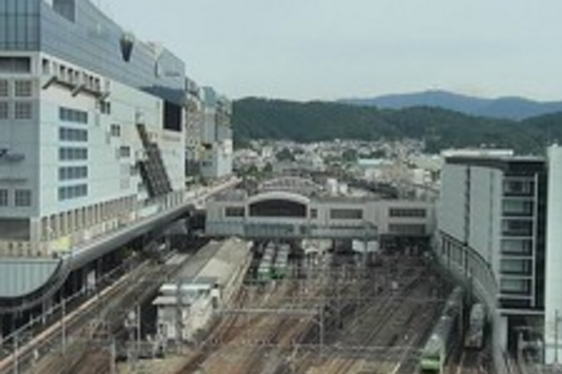 KBS京都駅ライブカメラ(京都府京都市南区)