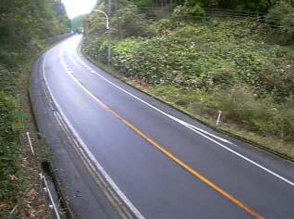 国道180号大木屋ライブカメラ(鳥取県南部町大木屋)