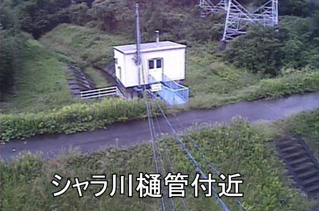 豊川シャラ川樋管ライブカメラは、愛知県豊川市東上町のシャラ川樋管に設置された豊川が見えるライブカメラです。