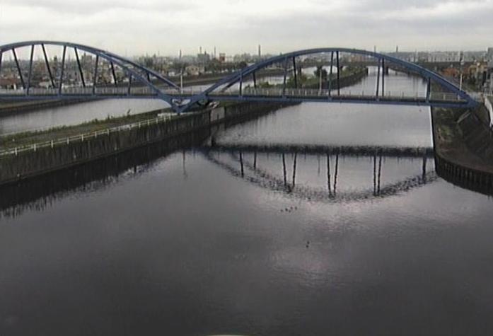 天白川中川ライブカメラは、愛知県名古屋市緑区の中川に設置された天白川が見えるライブカメラです。
