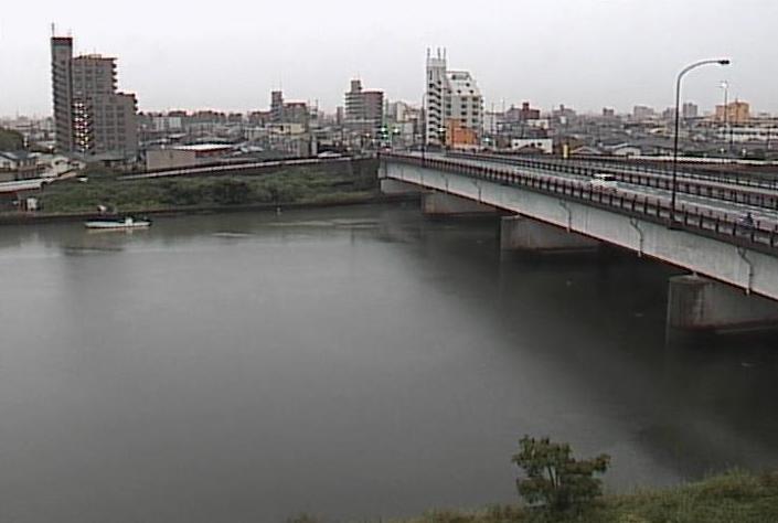 新川三日月橋ライブカメラは、愛知県名古屋市中川区の三日月橋に設置された新川が見えるライブカメラです。