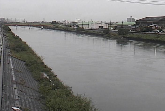 新川大治橋ライブカメラは、愛知県大治町東條郷前の大治橋に設置された新川が見えるライブカメラです。