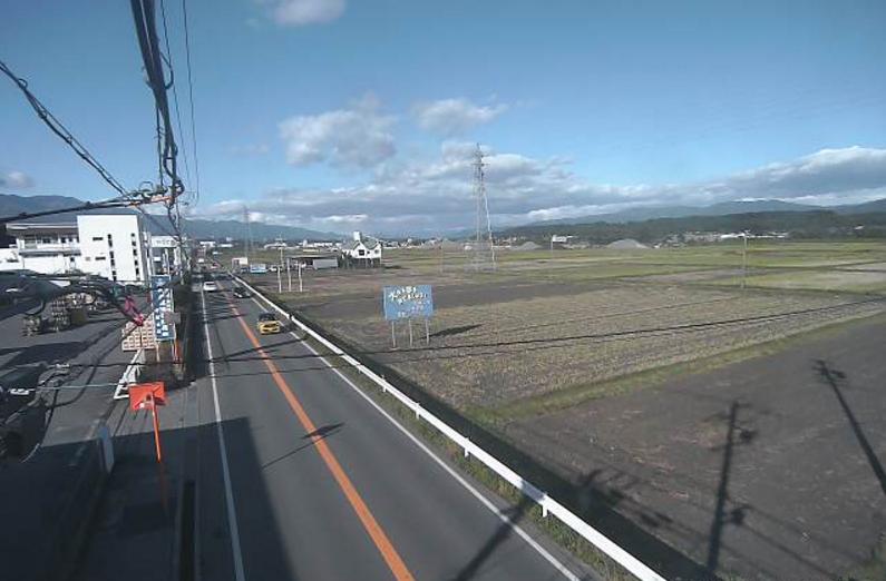 国道153表木ライブカメラ(長野県伊那市西春近)