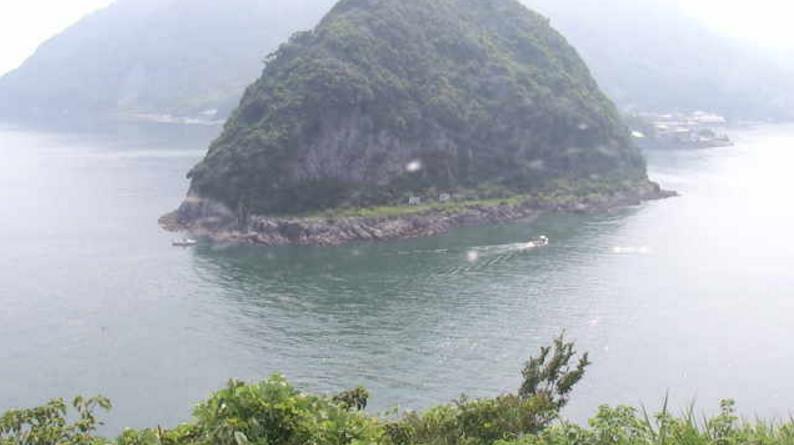 三角灯台ライブカメラ(熊本県上天草市大矢野町)