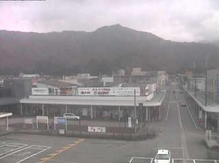 JR六日町駅前ライブカメラ(新潟県南魚沼市六日町)
