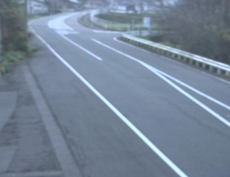 国道186号波佐ライブカメラ(島根県浜田市金城町)