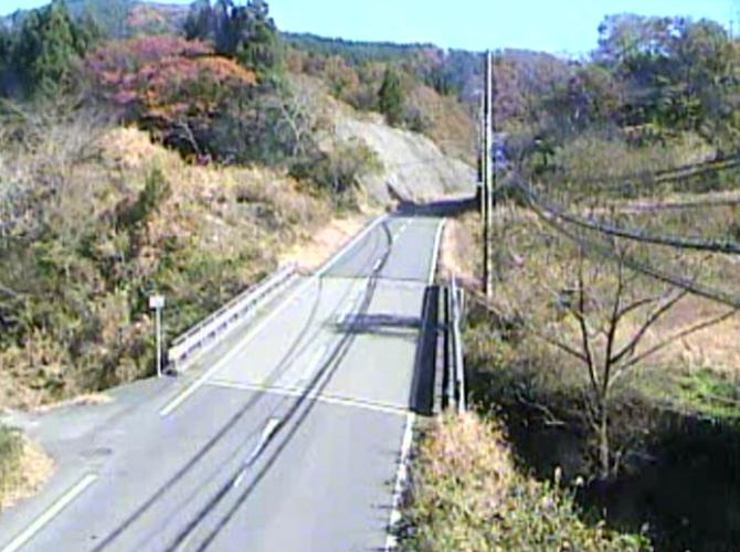 国道305号赤萩ライブカメラ(福井県南越前町赤萩)