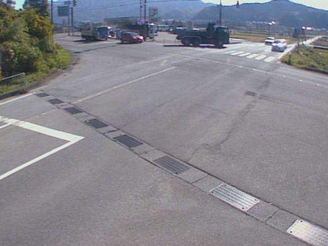 国道364号久米田交差点ライブカメラ(福井県坂井市丸岡町)