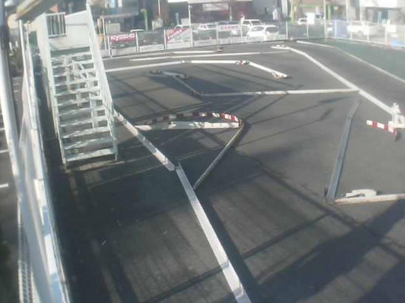 ぽけっとレーシングコースライブカメラ(大阪府大阪市鶴見区)