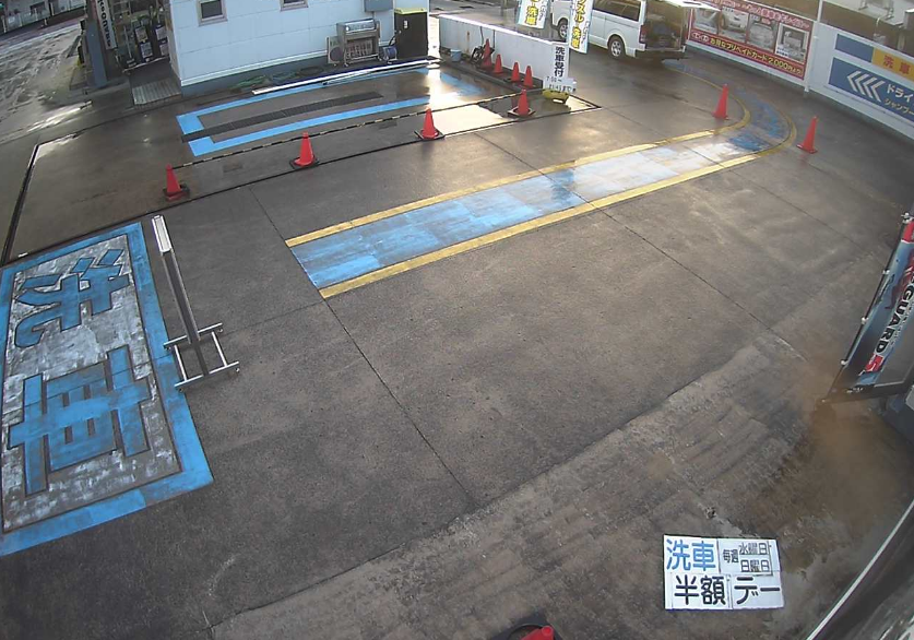 湊屋石油大正町SSライブカメラ(鳥取県倉吉市大正町)