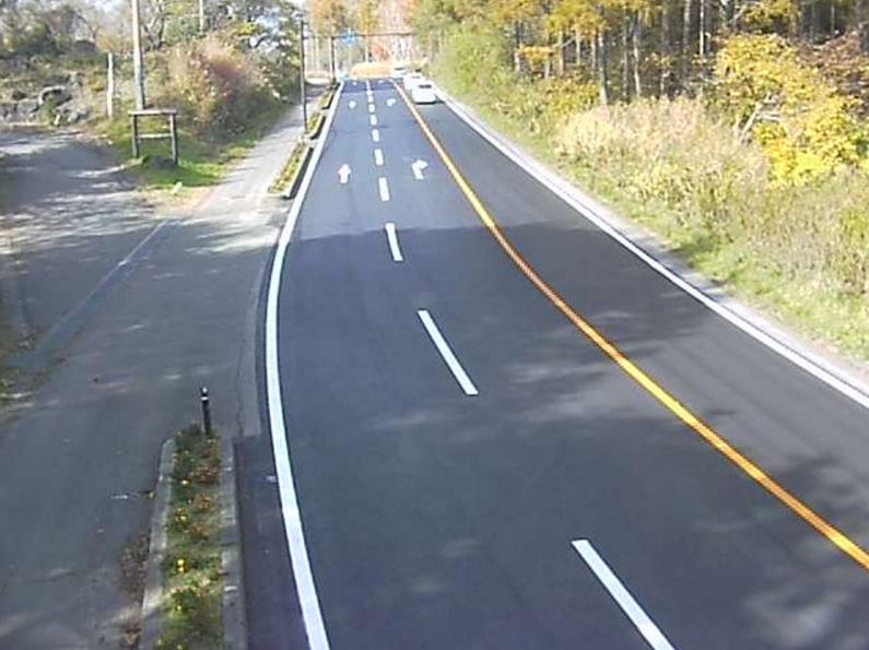 国道459号五色沼入口第1ライブカメラは、福島県北塩原村桧原の五色沼入口に設置された国道459号が見えるライブカメラです。
