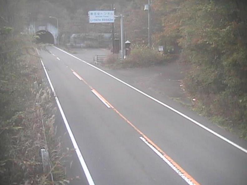 国道294号勢至堂トンネルライブカメラ(福島県須賀川市勢至堂)