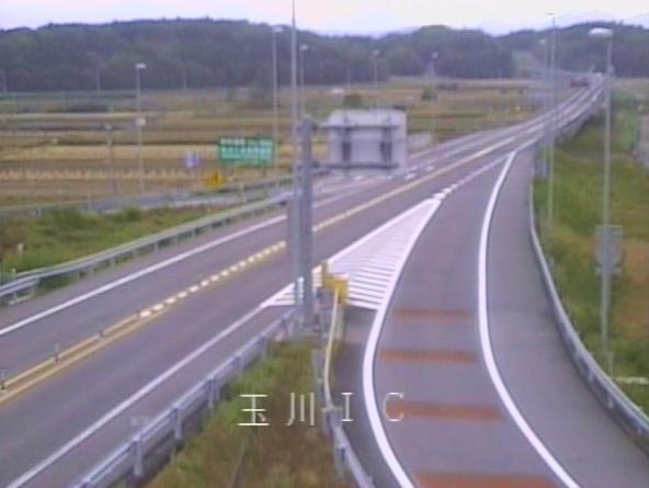 あぶくま高原道路玉川インターチェンジライブカメラは、福島県玉川村小高の玉川インターチェンジ(玉川IC)に設置されたあぶくま高原道路(あぶくま高原自動車道)・福島県道42号矢吹小野線が見えるライブカメラです。