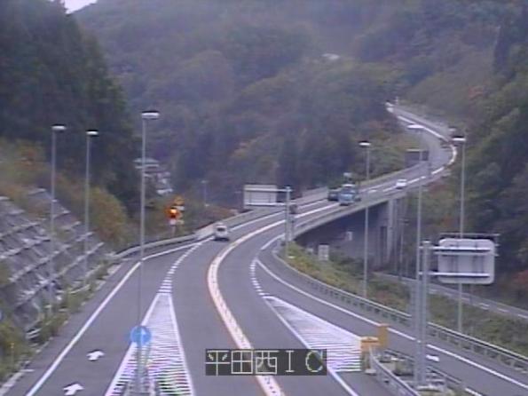 あぶくま高原道路平田西インターチェンジライブカメラは、福島県平田村西山の平田西インターチェンジ(平田西IC)に設置されたあぶくま高原道路(あぶくま高原自動車道)・福島県道42号矢吹小野線が見えるライブカメラです。