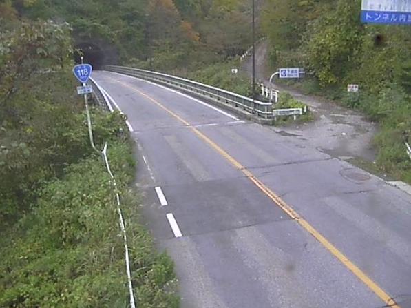 国道118号小沼崎トンネルライブカメラは、福島県下郷町小沼崎の小沼崎トンネルに設置された国道118号が見えるライブカメラです。