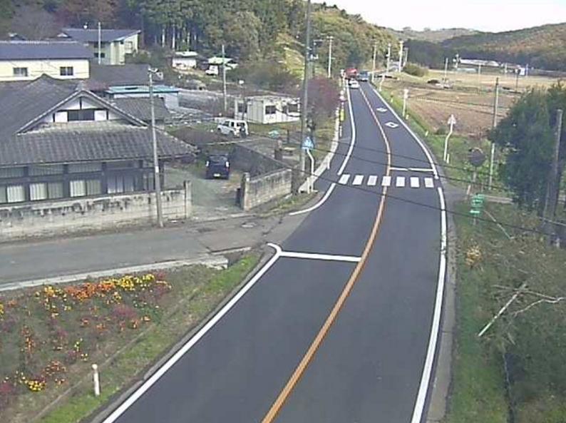 国道115号東玉野第2ライブカメラは、福島県相馬市東玉野の東玉野に設置された国道115号(中村街道)が見えるライブカメラです。