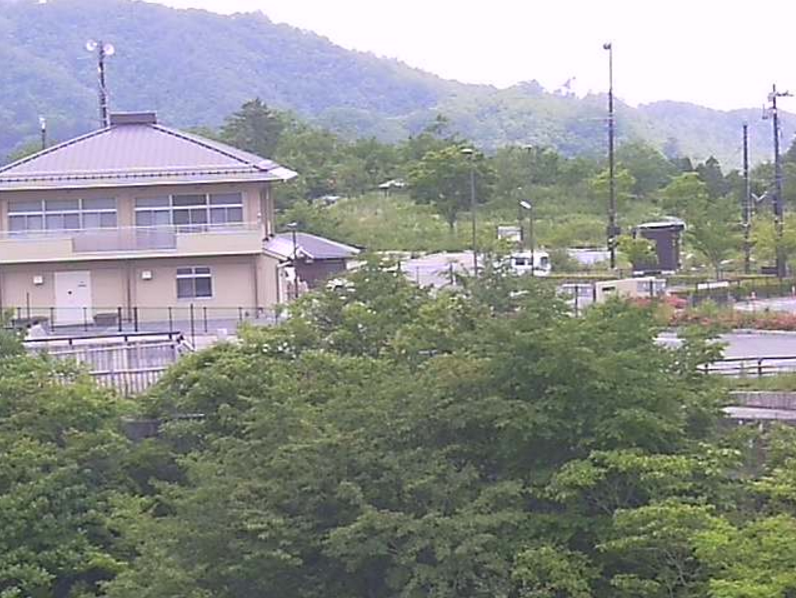 木戸ダム第2ライブカメラ(福島県楢葉町大谷)
