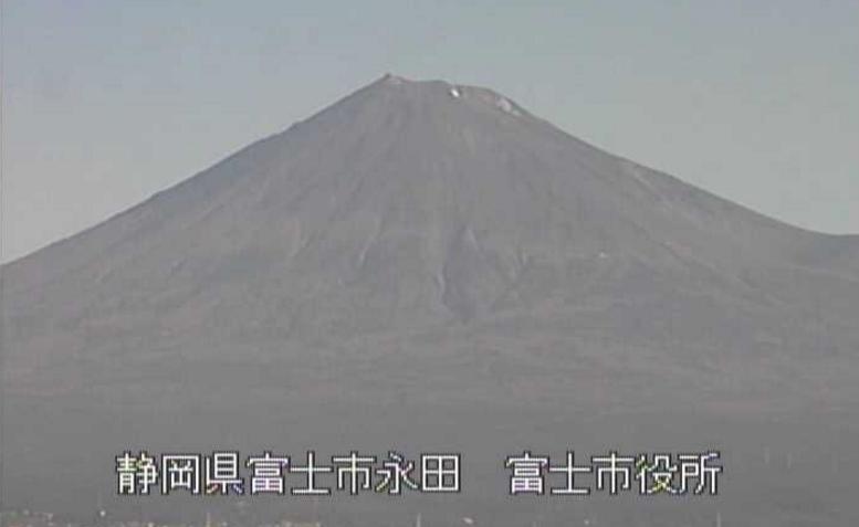 富士市役所富士山ライブカメラは、静岡県富士市永田町の富士市役所に設置された富士山が見えるライブカメラです。