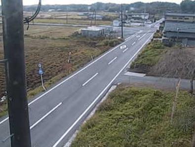 福島県道120号浪江鹿島線桃内駅前広場ライブカメラは、福島県南相馬市小高区の桃内駅前広場に設置された福島県道120号浪江鹿島線(陸前浜街道)が見えるライブカメラです。
