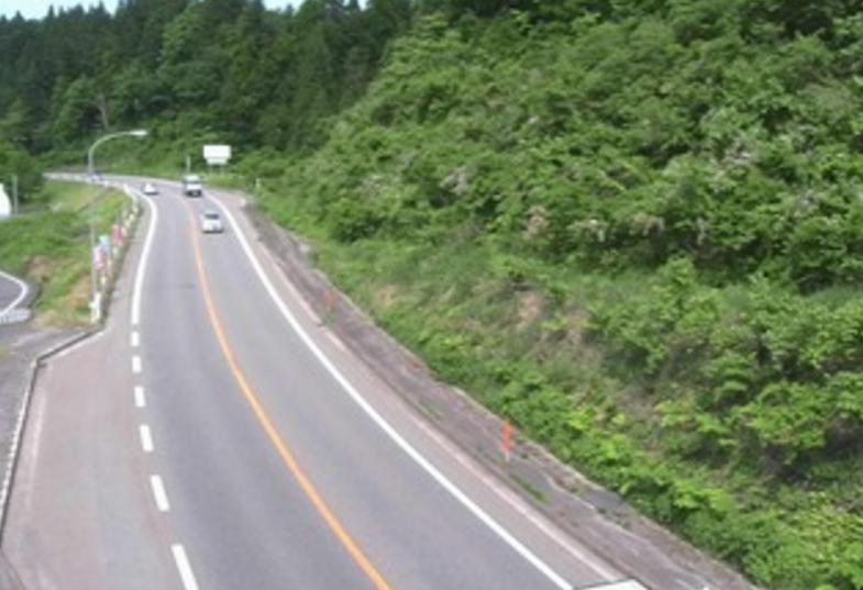 国道117号芋沢ライブカメラ(新潟県十日町市芋沢)