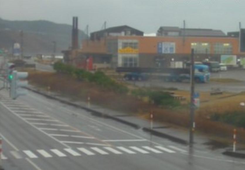JCV国道8号うみてらす名立ライブカメラ(新潟県上越市名立区)