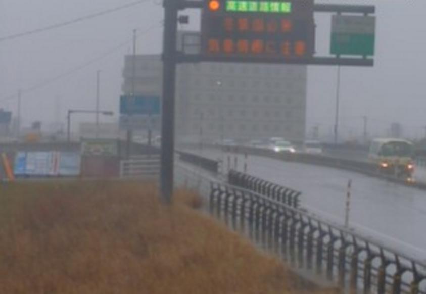 JCV関川関川大橋左岸ライブカメラ(新潟県上越市栄町)