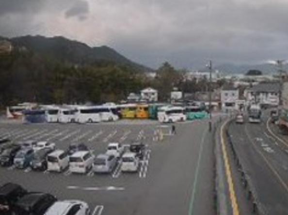 太宰府天満宮第一駐車場ライブカメラ(福岡県太宰府市五条)