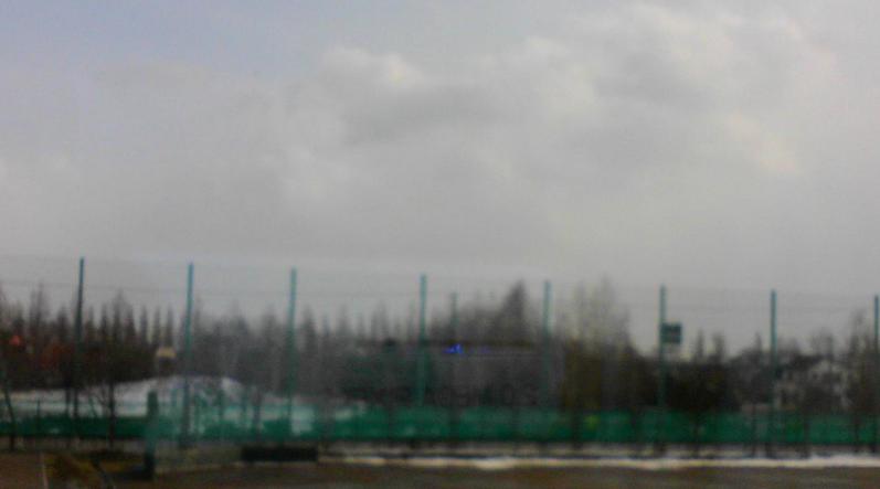 インターネット百葉箱札幌市立屯田北小学校ライブカメラ(北海道札幌市北区)