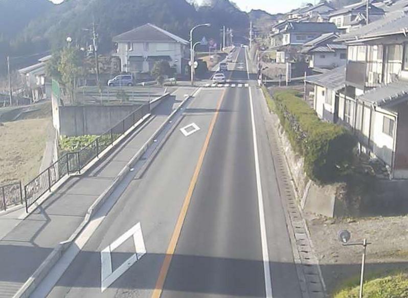 国道165号室生三本松ライブカメラ(奈良県宇陀市室生)