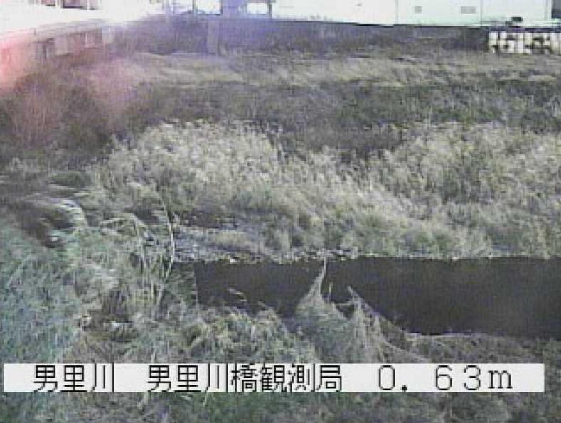 男里川男里川橋ライブカメラ(大阪府泉南市男里)