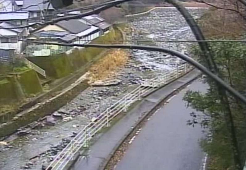 五木村竹の川ライブカメラ(熊本県五木村竹川)