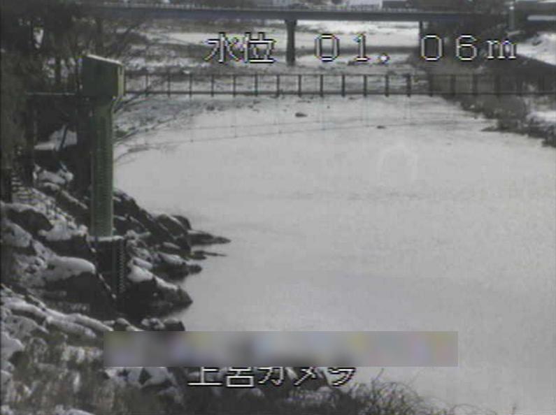 飛騨川上呂ライブカメラ(岐阜県下呂市萩原町)