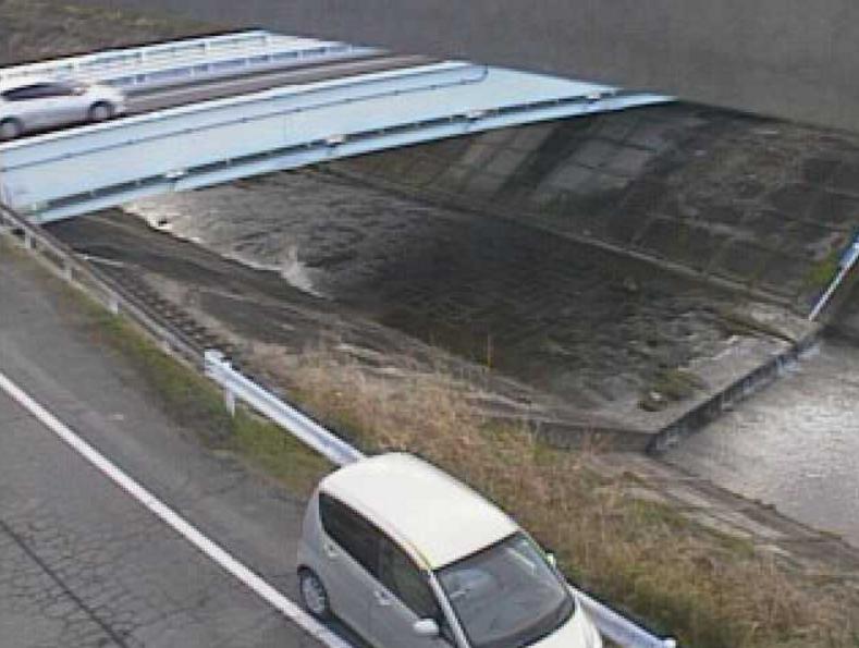船橋川西河原橋ライブカメラ(大阪府枚方市西船橋)
