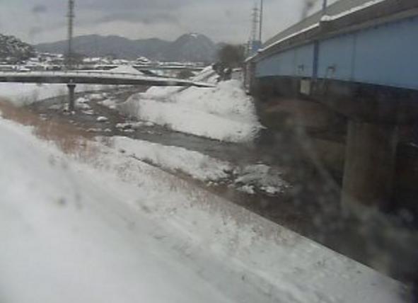 野坂川古海ライブカメラ(鳥取県鳥取市古海)