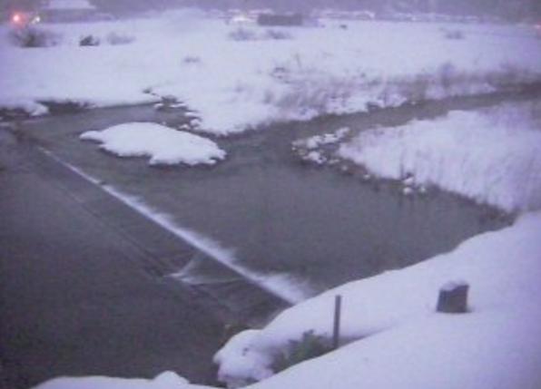 河内川気高町下光元ライブカメラ(鳥取県鳥取市気高町)