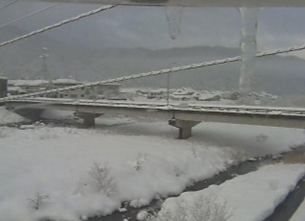 八東川徳丸ライブカメラ(鳥取県八頭町徳丸)