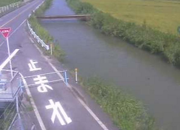 塩見川福部駅前ライブカメラ(鳥取県鳥取市福部町)