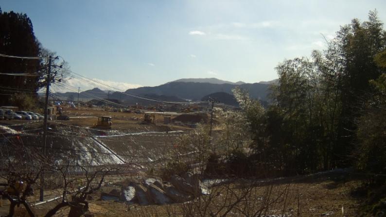 復興モニタリングプロジェクトみんなの家ライブカメラ(岩手県陸前高田市高田町)