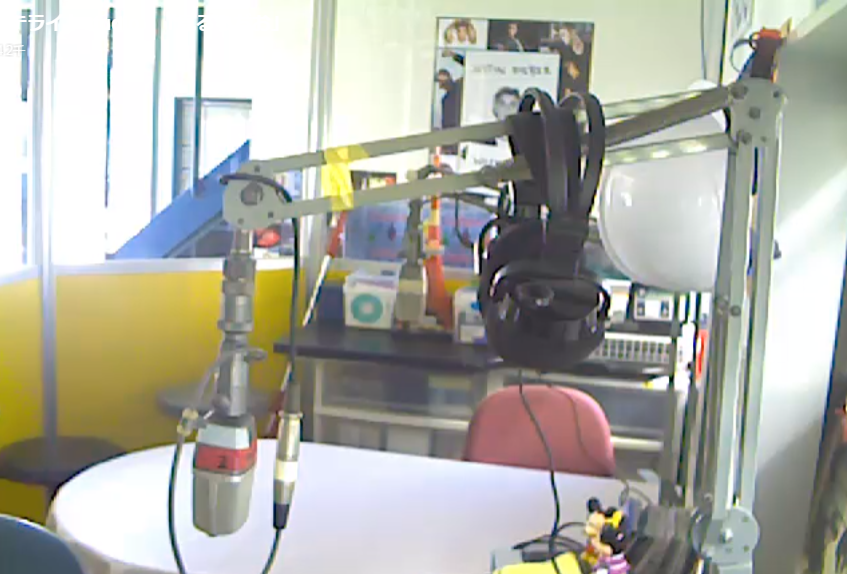 CNBwebラジオサテライトスタジオライブカメラ(神奈川県秦野市落合)