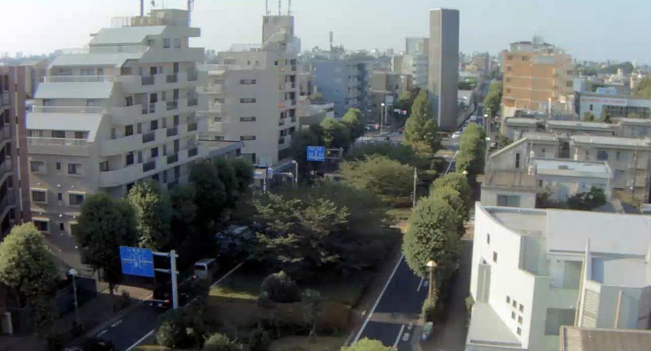 SUNSS環八ライブカメラ(東京都杉並区井草)