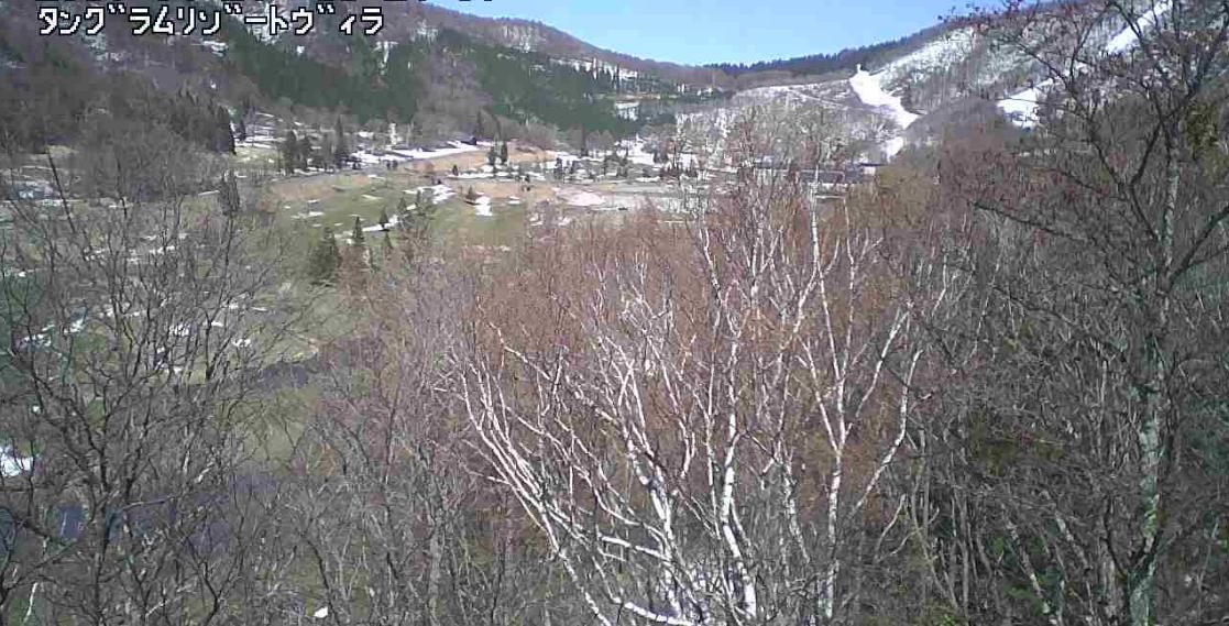 斑尾東急ゴルフクラブ第2ライブカメラ(長野県信濃町古海)