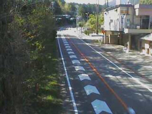 国道477号伊香立下在地町ライブカメラ(滋賀県大津市伊香立下在地町)