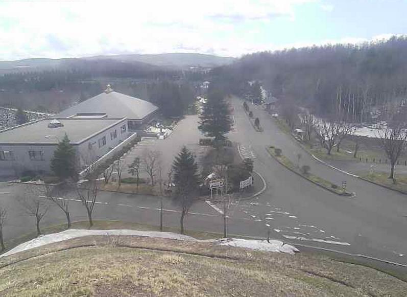真駒内滝野霊園礼拝堂ライブカメラ(北海道札幌市南区)