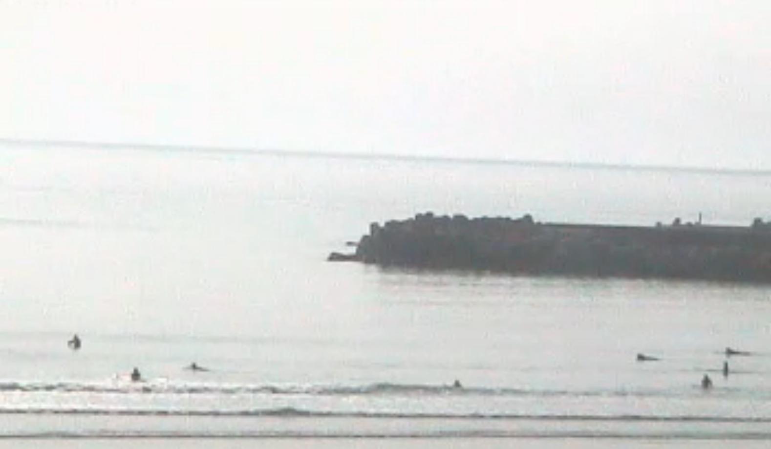 iinamiお倉ヶ浜ビーチライブカメラ(宮崎県日向市財光寺)