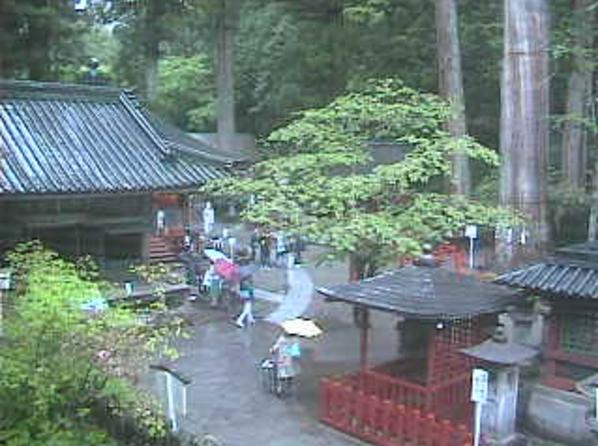 日光二荒山神社境内第5ライブカメラ(栃木県日光市山内)