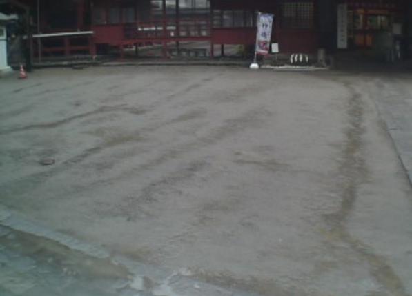 日光二荒山神社境内第6ライブカメラ(栃木県日光市山内)