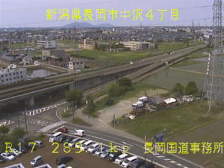 国道17号長岡ライブカメラ